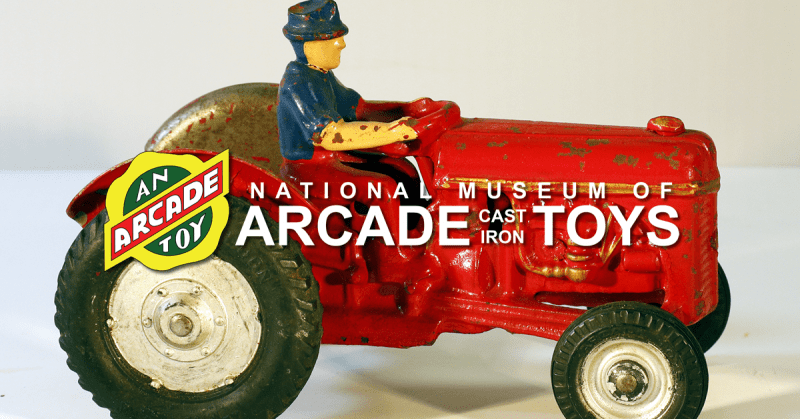 Planning Stage of Arcade Toy Museum